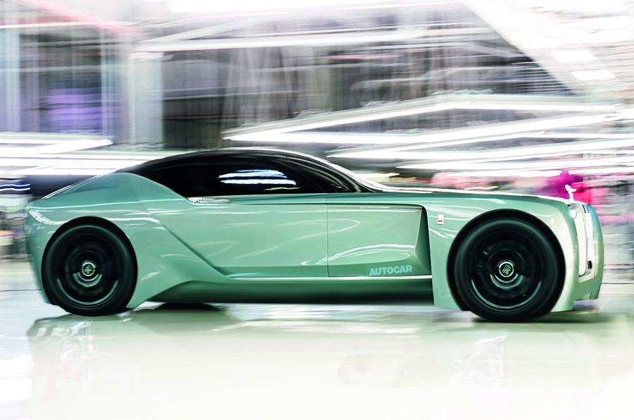 Bespoke 'Silent Shadow' to start EV era at Rolls-Royce | Autocar