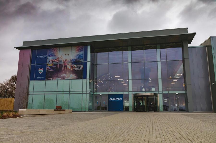 Silverstone museum exterior