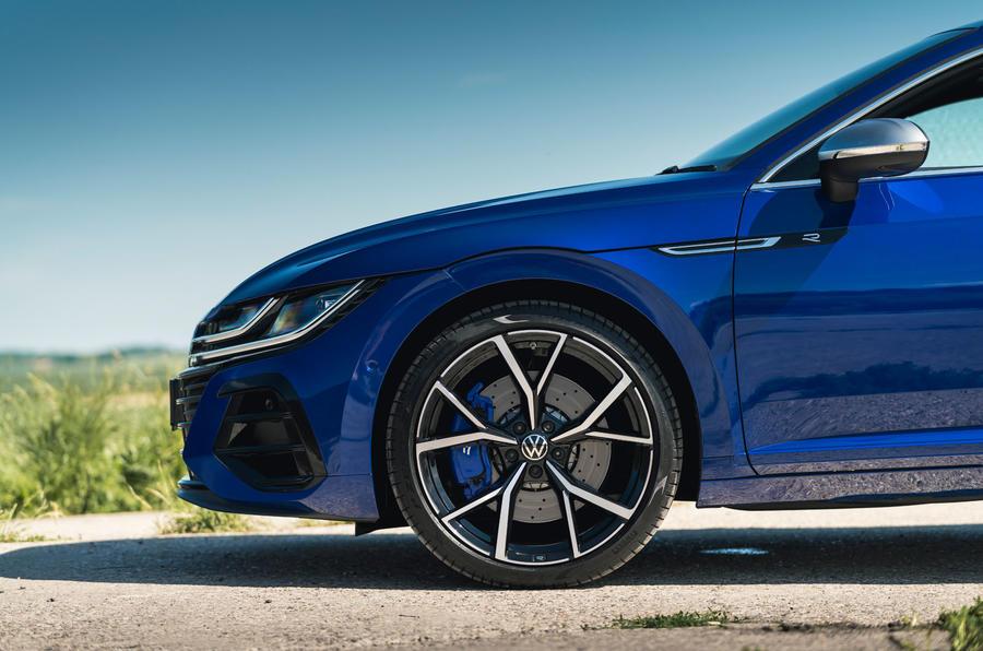 5 Jantes en alliage VW arteon R Shooting Brake 2021 UE FD