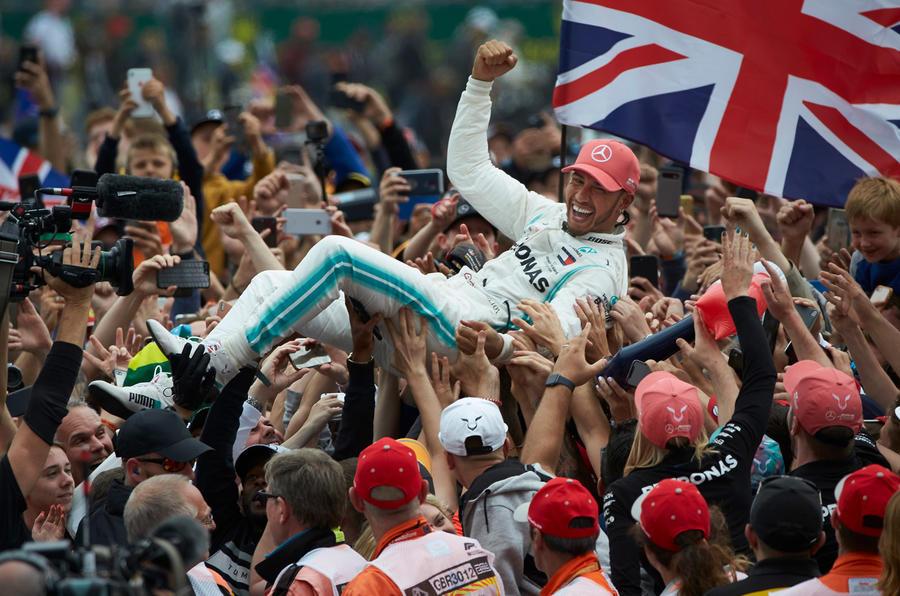 Lewis Hamilton 2019