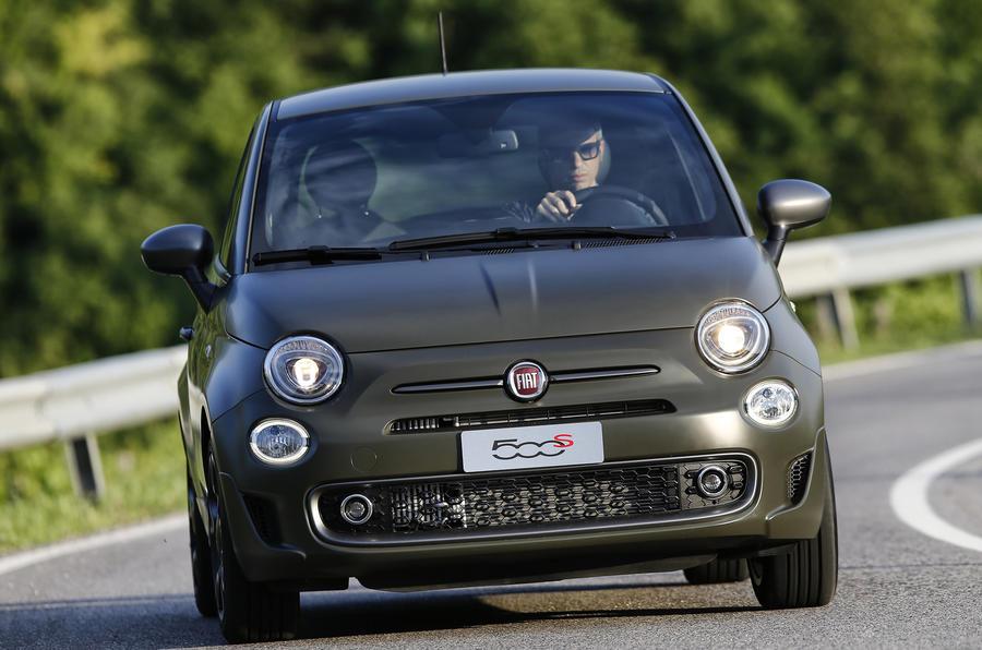 Fiat 500s price