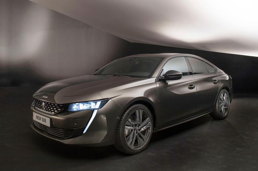 2018 peugeot 508 starts from 25 000 autocar. Black Bedroom Furniture Sets. Home Design Ideas