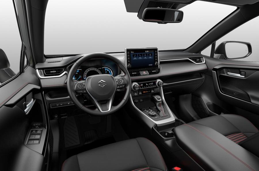 Ford Hybrid Suv >> New Suzuki Across revealed as Toyota RAV4-based SUV | Autocar