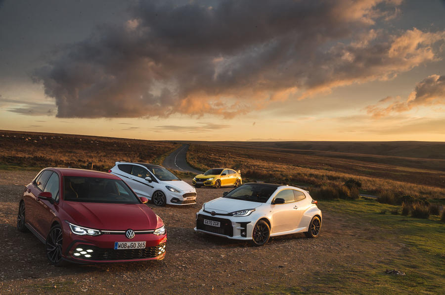 Britain's best affordable drivers car 2020 - static