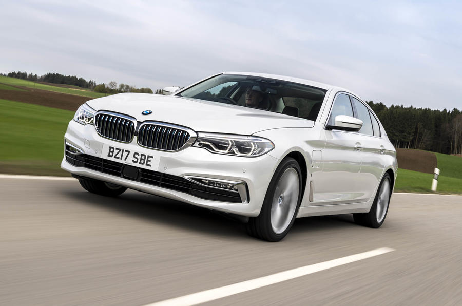 BMW 530e iPerformance SE