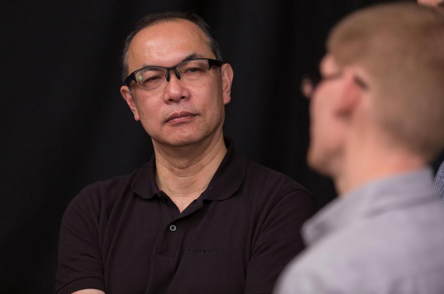 James Attwood interviews Honda designer Kohei Hitomi