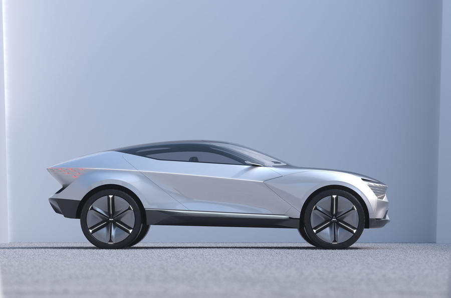 Kia's Futuron concept previews a vehicle that will never be built