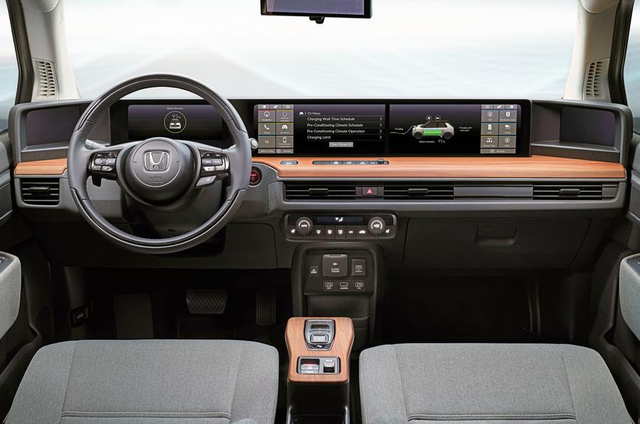 Honda e urban EV prototype