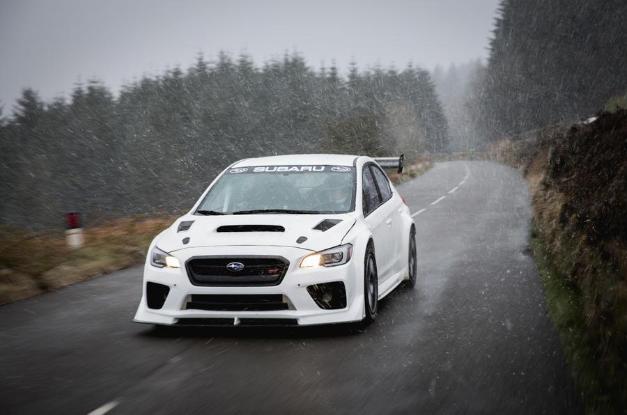 Purpose Built Sti 5th Gen Subaru Impreza Forum