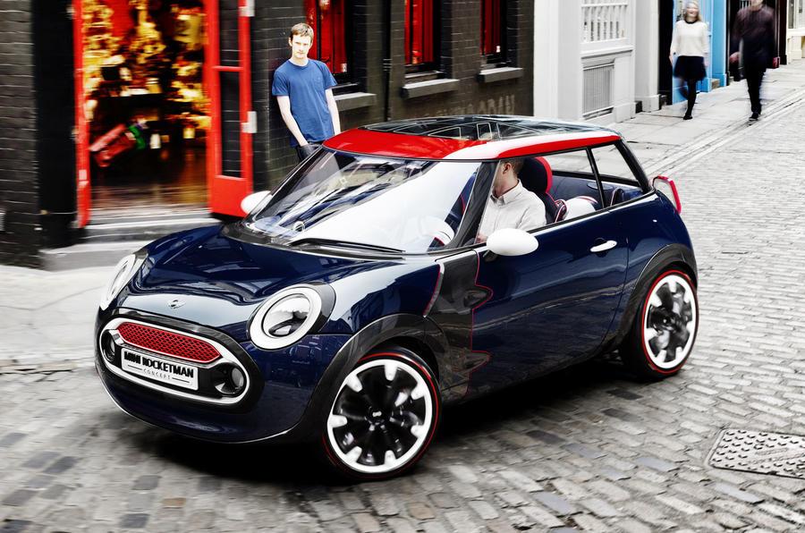 Mini Rocketman and Superleggera - radical cars could make ...