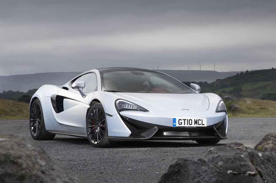2016 McLaren 570GT UK Review Review