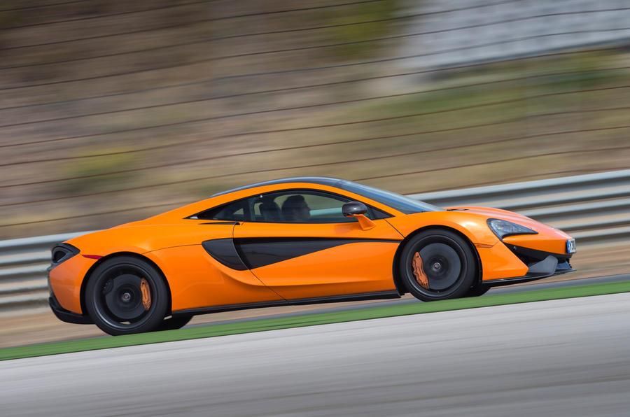 £143,250 McLaren 570S