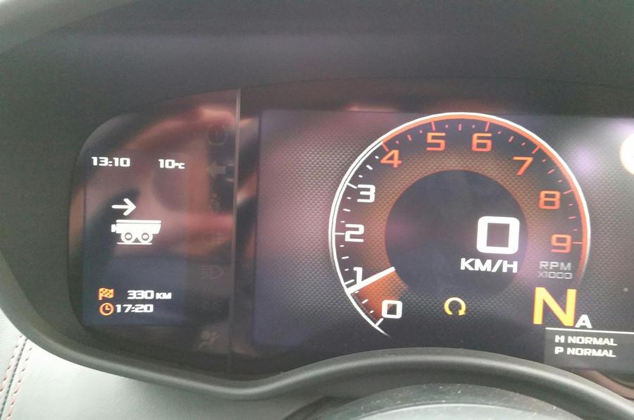 McLaren 570S to Geneva