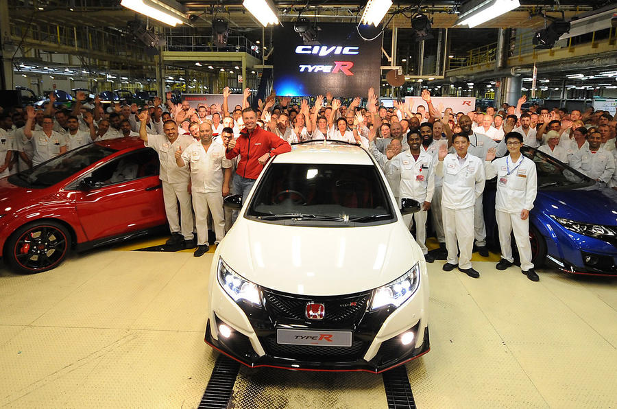 New 2015 Honda Civic Type R To Be Exported Japan From Britain