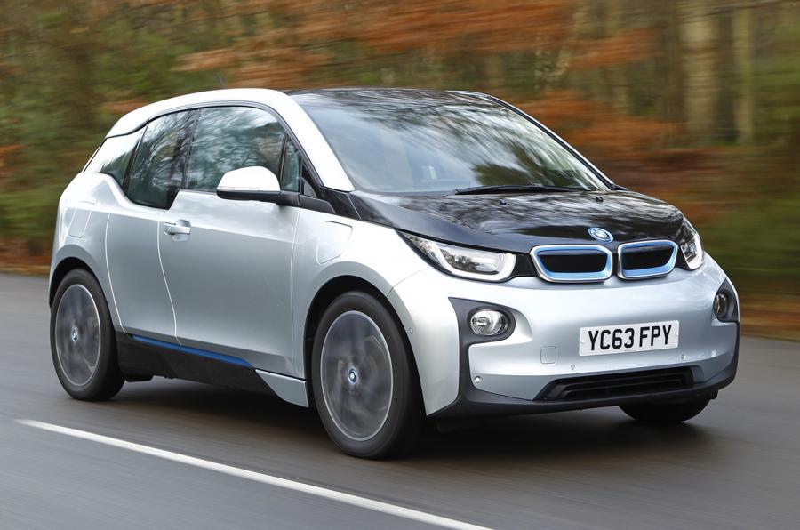 BMW i3 winners losers