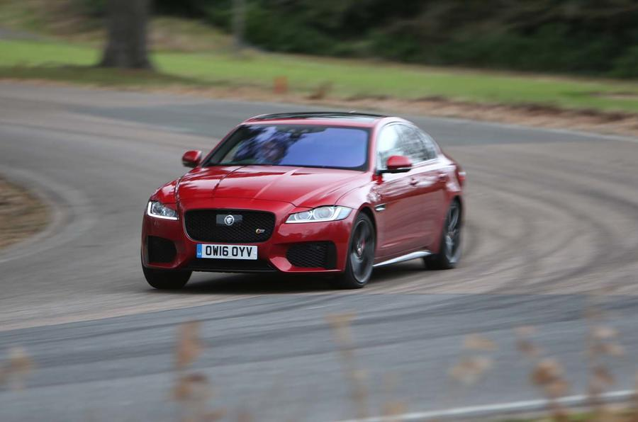 Nearly-new buying guide: Jaguar XF