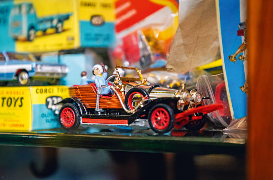 Collectors Old Toy Shop