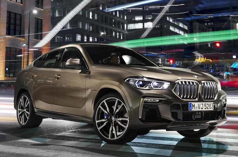 New BMW X6 leaks ahead of tonight's official reveal | Autocar