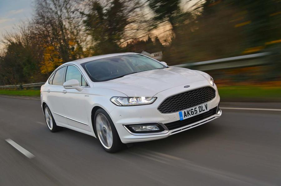 Ford Mondeo road test