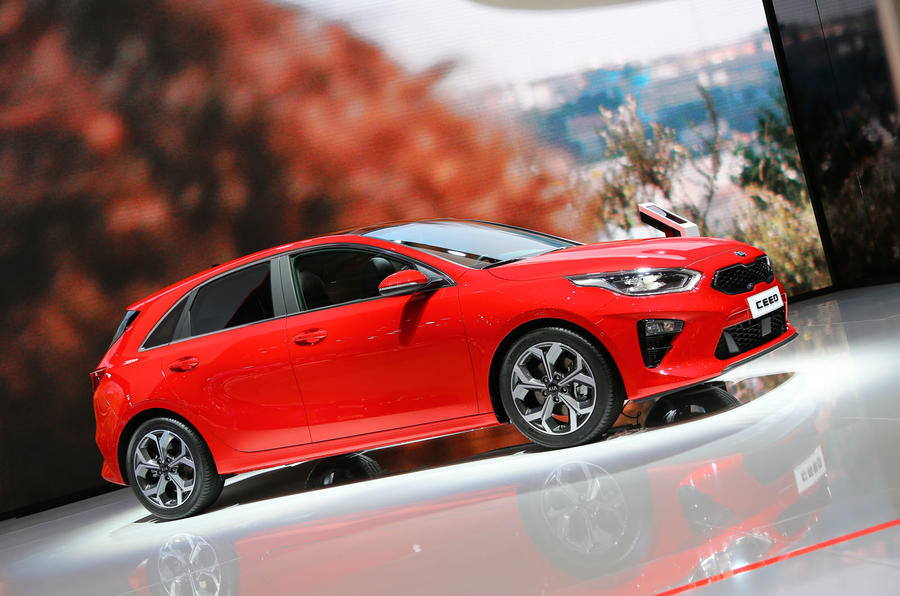 2018 Kia Ceed 18 295 Price And Uk Specs Confirmed For Ford Focus