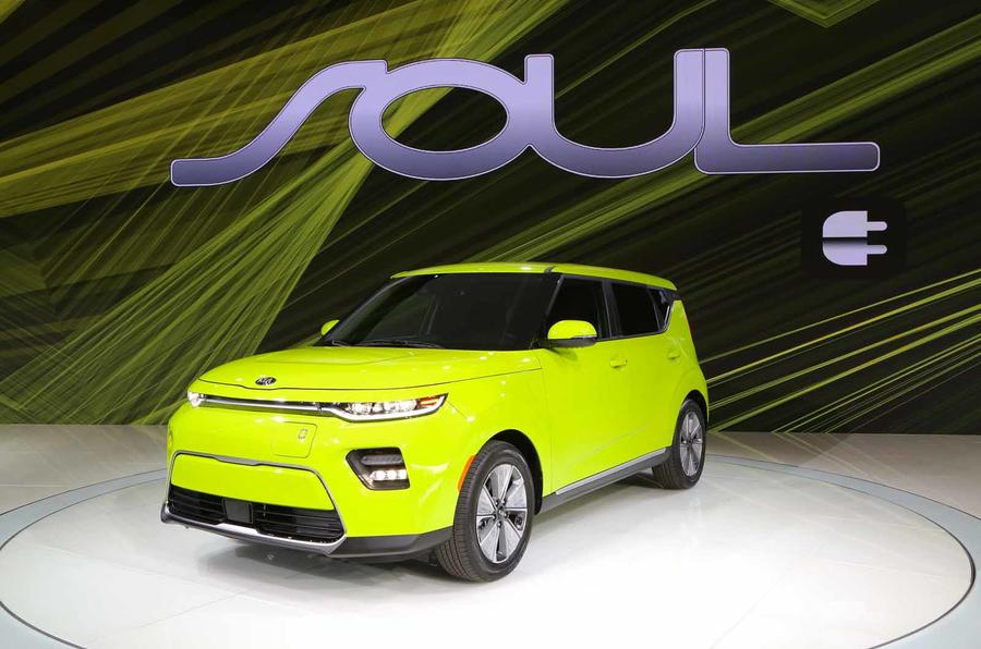 Kia Soul gets funkier and adds a long-range Soul EV