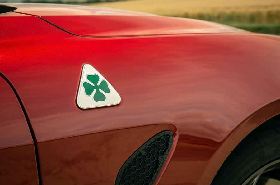 Alfa Romeo Giulia Quadrifoglio 2020 UK first drive review - cloverleaf