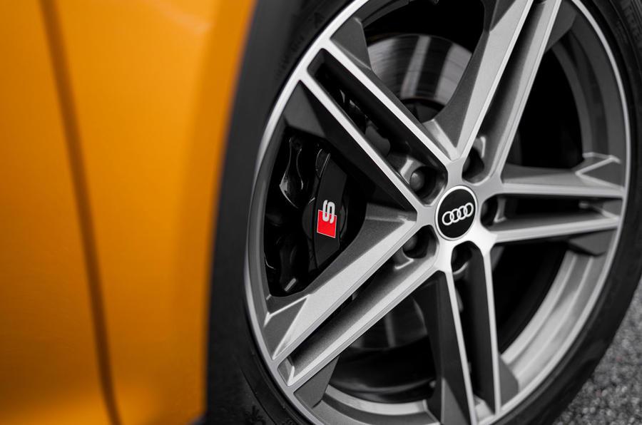 6 Audi SQ5 2021 : première révision des roues en alliage