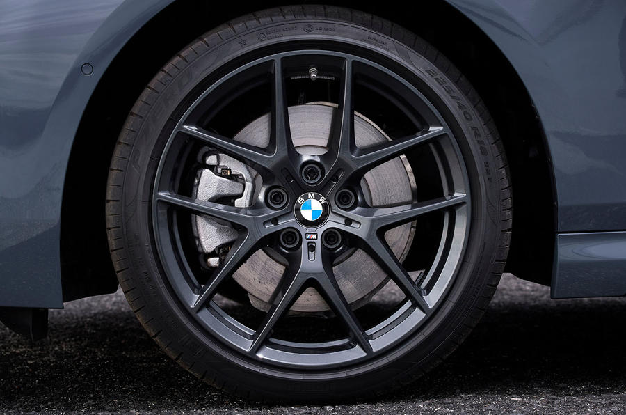 BMW 2 Series Gran Coupe 220d 2020 first drive review - alloy wheels