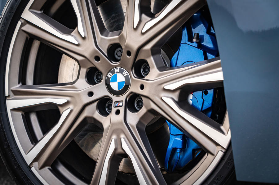 BMW 2 Series Gran Coupe M235i 2020 UK first drive review - alloy wheels