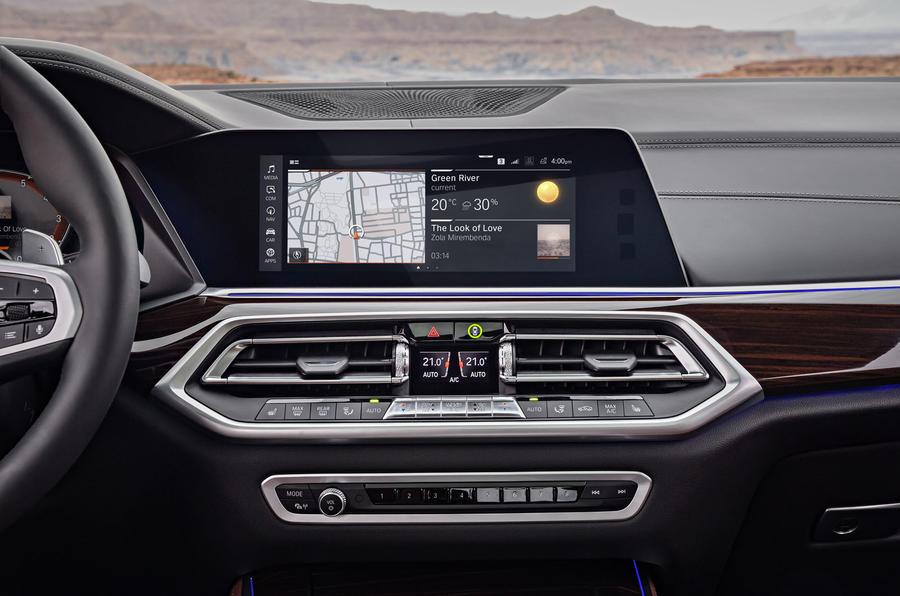 bmw x5 xdrive30d m sport 2018 review autocar. Black Bedroom Furniture Sets. Home Design Ideas
