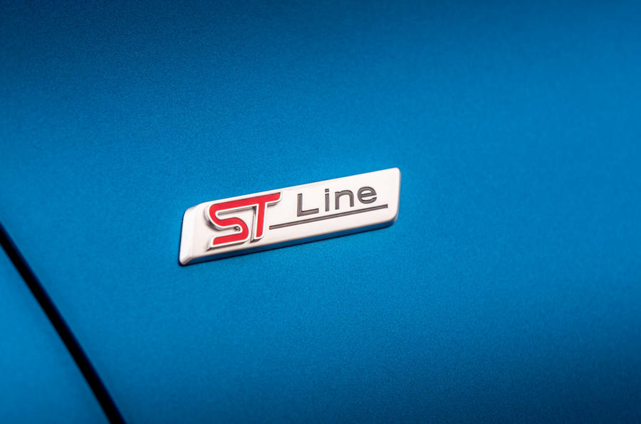 Ford Puma 2020 first drive review - ST line badge