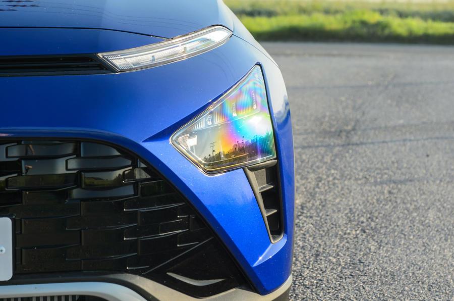 6 Phares de la Hyundai Bayon 2021 UE FD