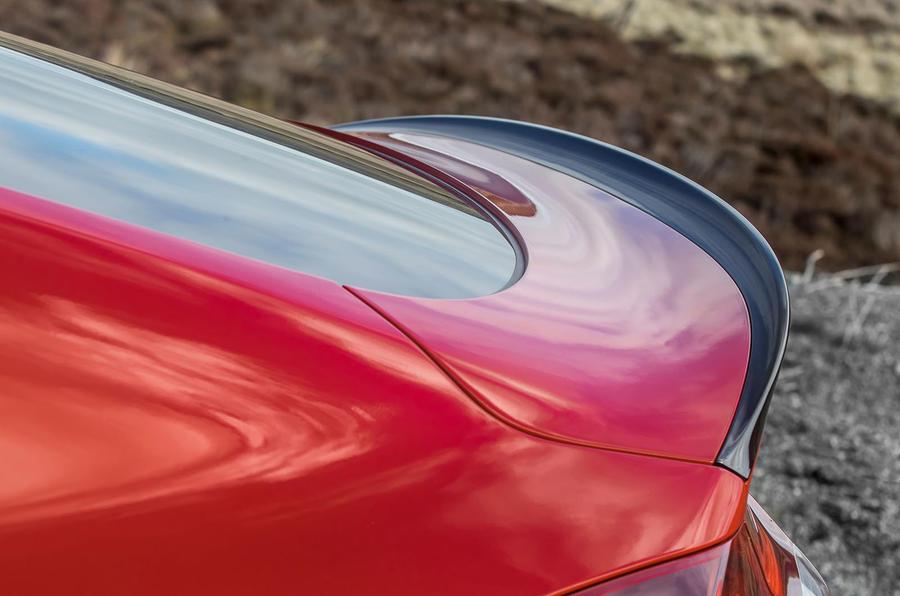 Hyundai i30 Fastback N 2019 UK first drive review - spoiler