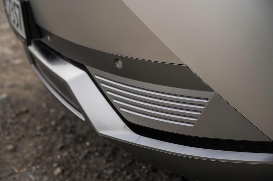 6 Hyundai Ioniq 5 2021 FD plaques de Norvège pare-chocs avant