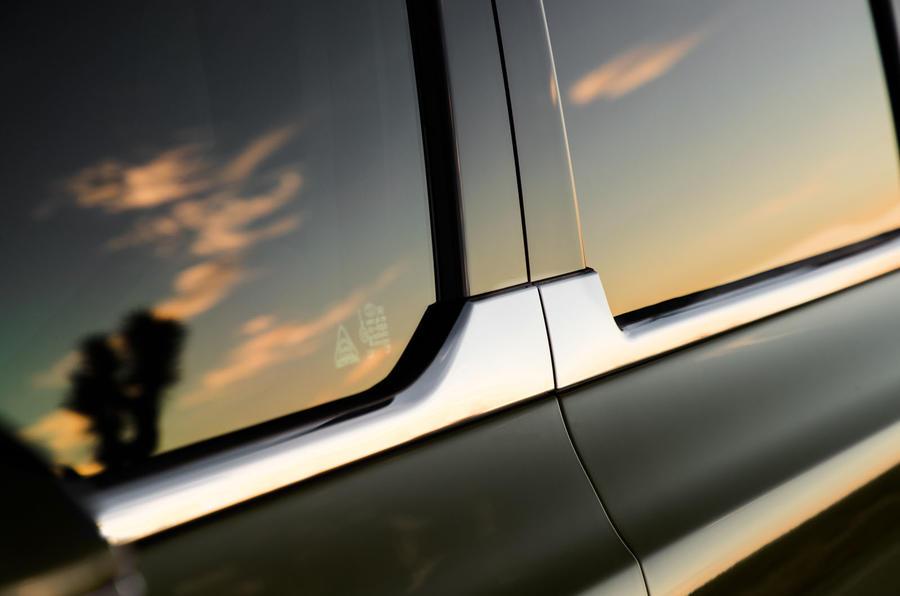Kia Telluride 2019 first drive review - exterior trim