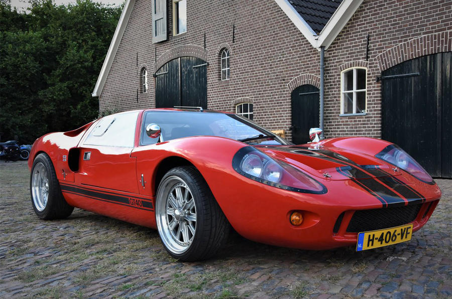 KVA Ford GT40 MKIII