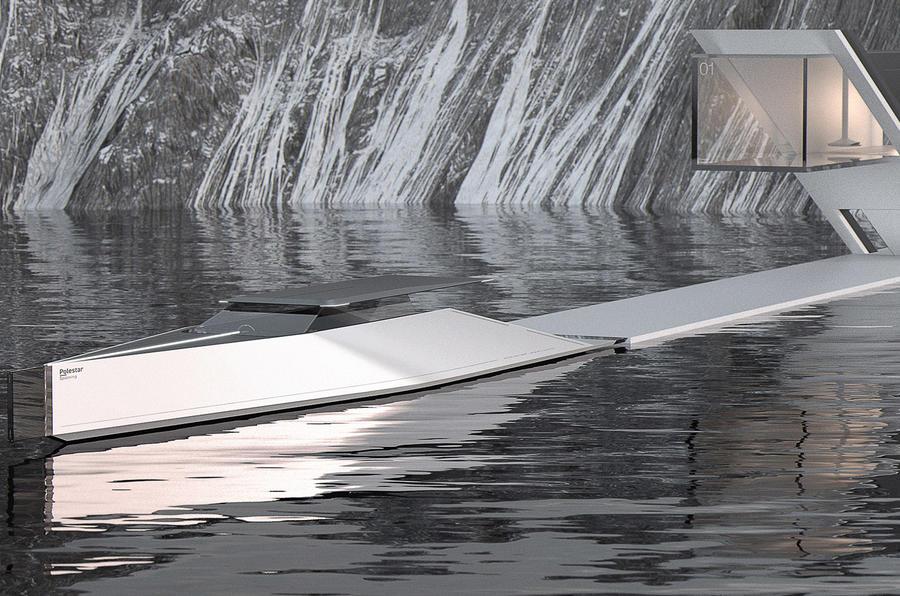 Spanning yacht
