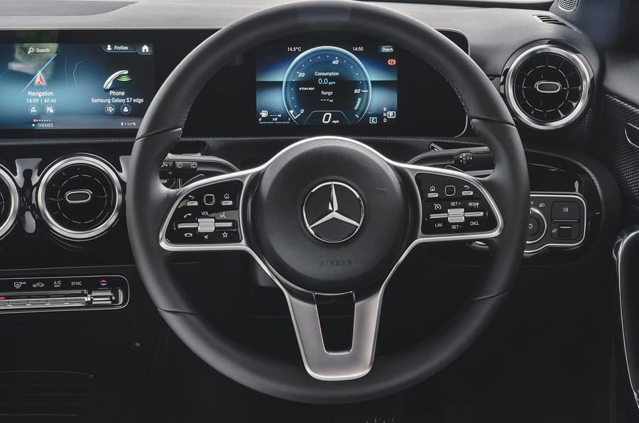 Mercedes-Benz A-Class A180 2019 UK review | Autocar