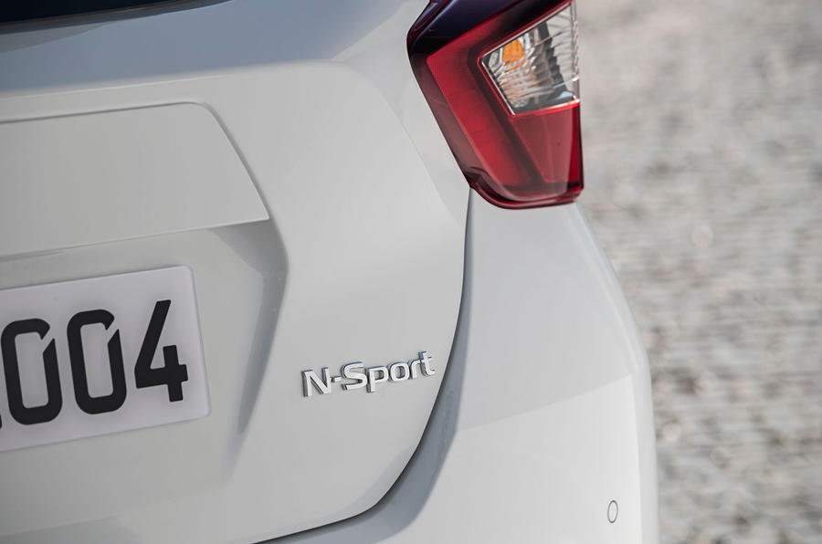 Nissan Micra 2019 first drive review - N Sport badge