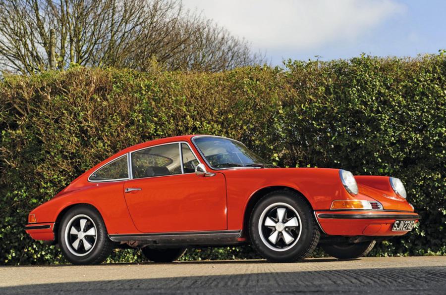 1970s Porsche 911