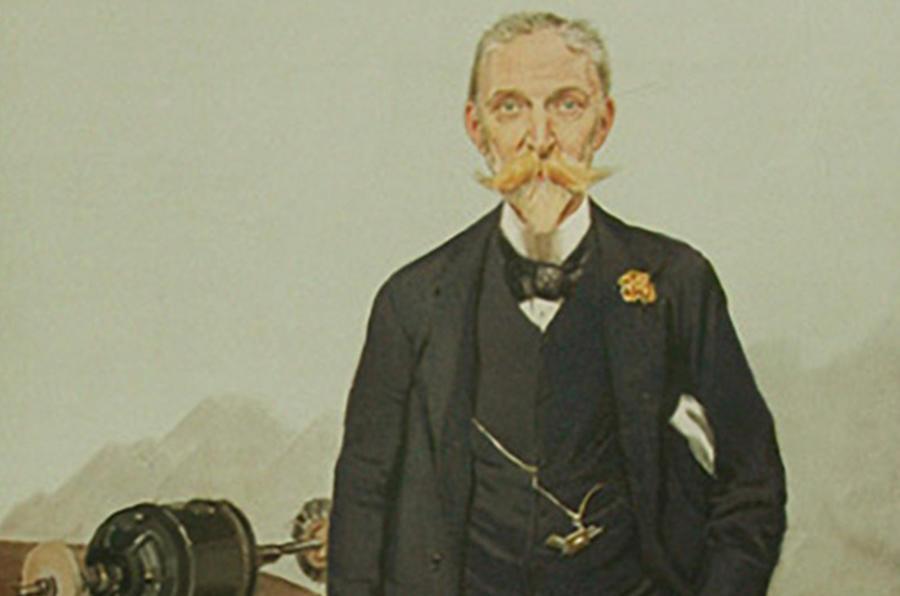 Sir David Salomons