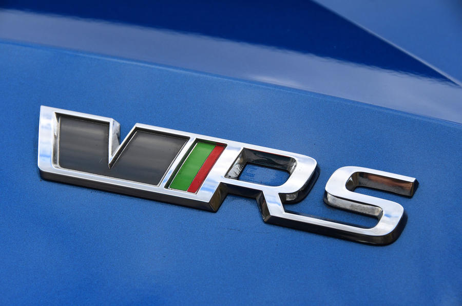 Skoda Octavia vRS diesel longterm review boot badge