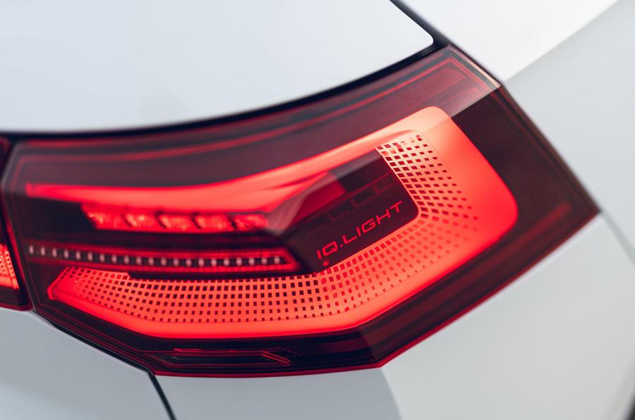 6 Volkswagen Golf GTD 2021 : premier examen de conduite des feux arrière au Royaume-Uni