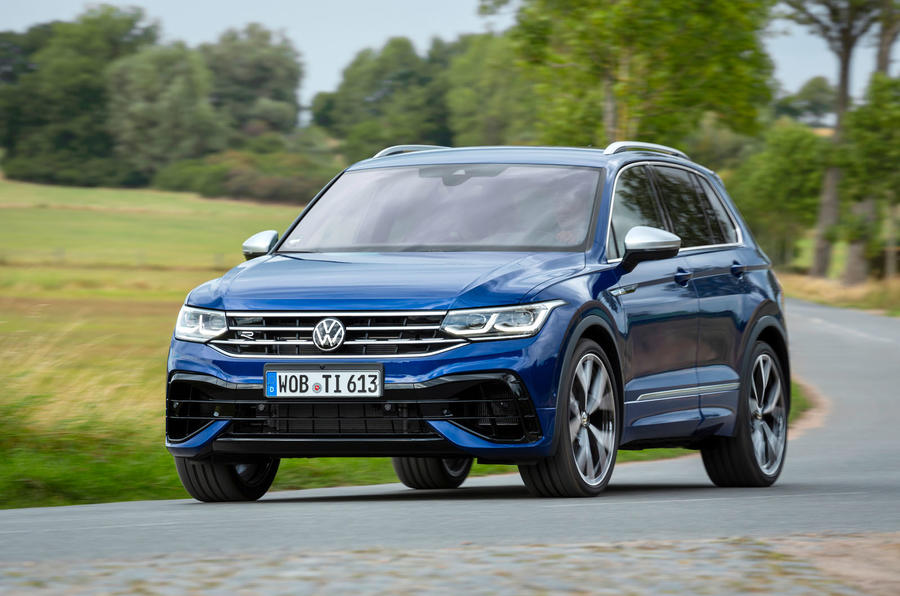Volkswagen Tiguan R 2020 : premier bilan de conduite - sur la route
