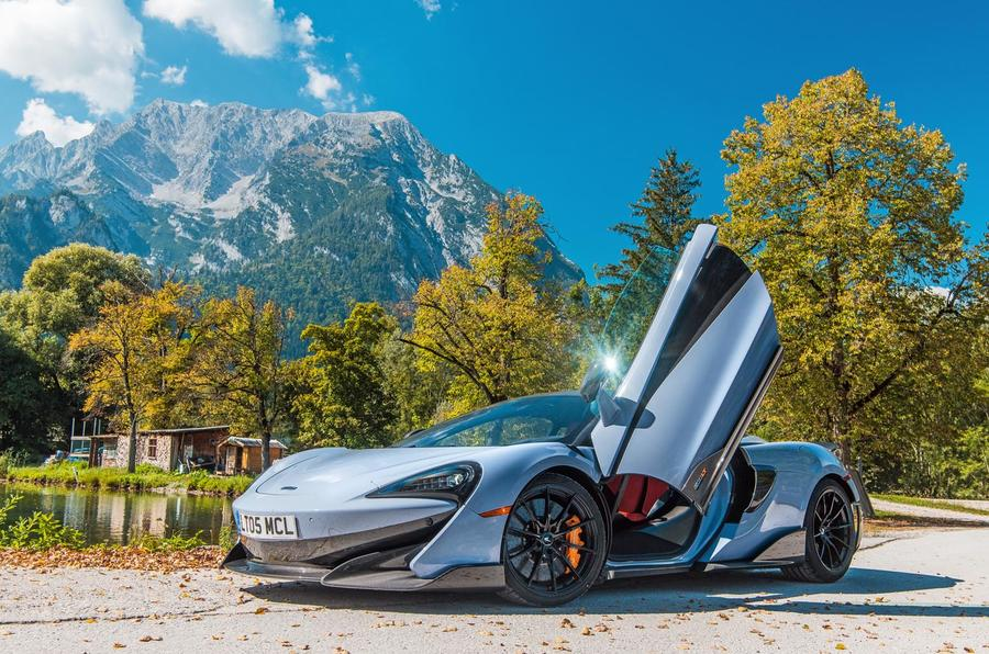 A tail of two cities: 1400 miles in a McLaren 600LT