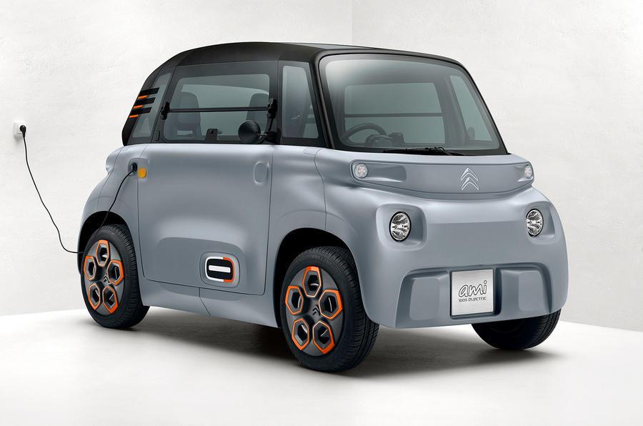 Citroën Ami (2020) 7