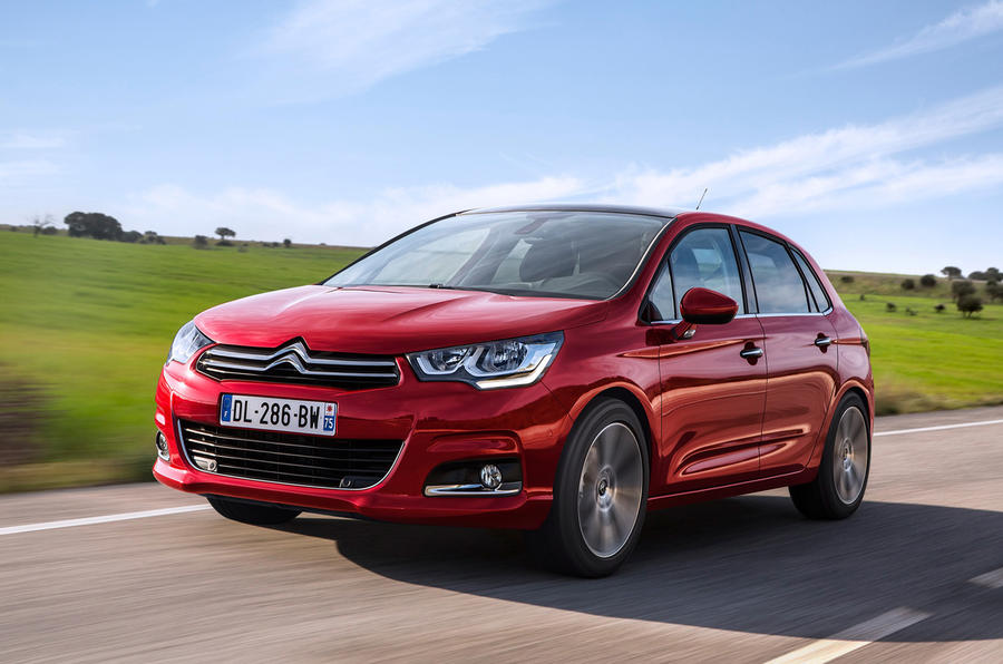 2015 citroen c4 prices on sale date and specification autocar. Black Bedroom Furniture Sets. Home Design Ideas
