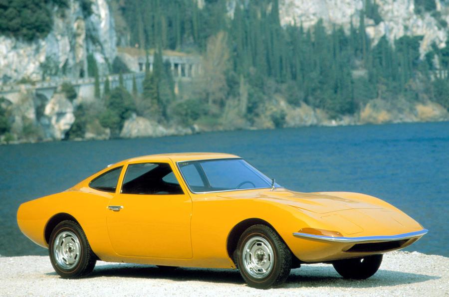 Vauxhall sports car