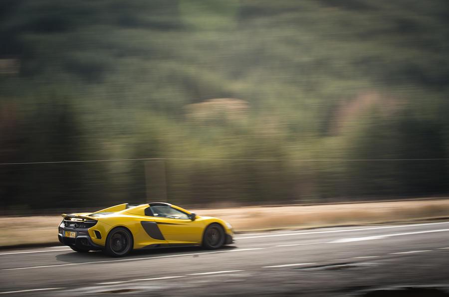 203mph McLaren 675LT