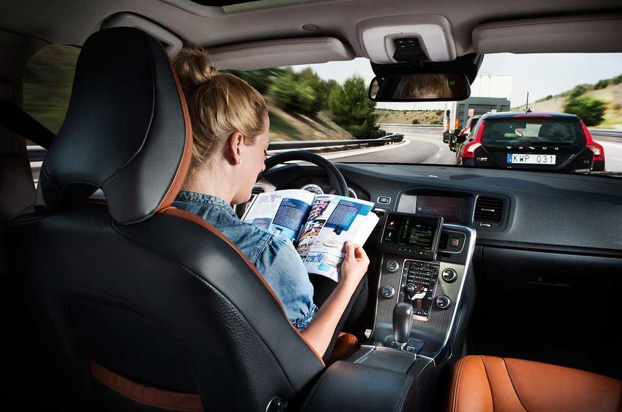 Driverless car development under threat by labour deficit